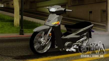 Honda Wave Tuning para GTA San Andreas
