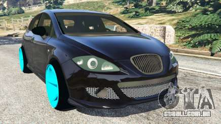 SEAT Leon II 2010 [Beta] para GTA 5