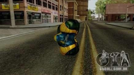 Brasileiro Thermal Goggles v2 para GTA San Andreas