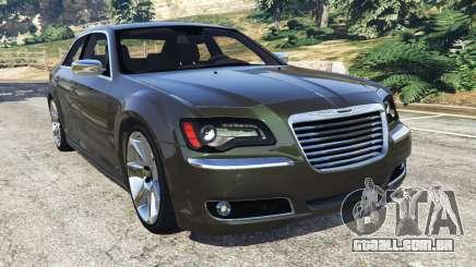 Chrysler 300C 2012 [Beta] para GTA 5