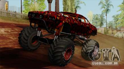 The Batik Big Foot para GTA San Andreas