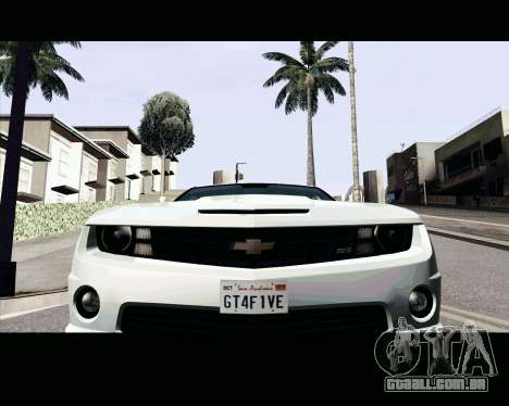 ENB Settings by J228 para GTA San Andreas terceira tela
