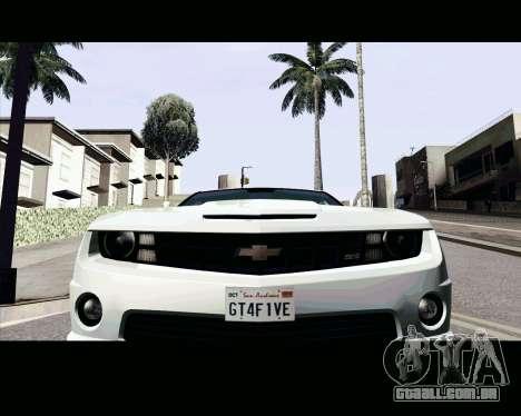 ENB Settings by J228 para GTA San Andreas terceira tela