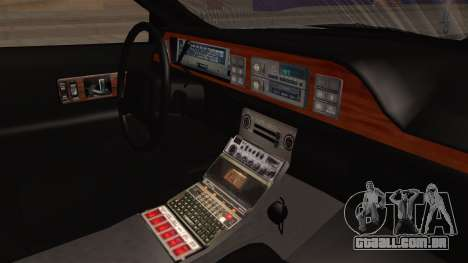 Chevy Caprice Station Wagon 1993- 1996 SAFD para GTA San Andreas vista direita