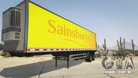 GTA 5 Real Brand Truck Trailers segundo screenshot