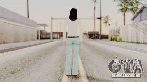 Ofyst CR Style para GTA San Andreas terceira tela