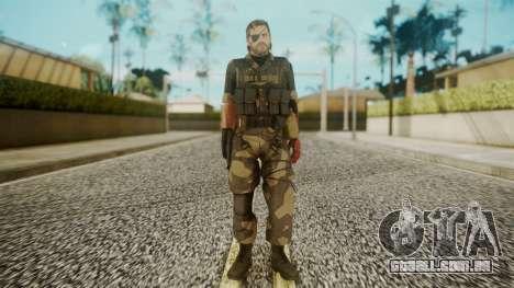 Venom Snake Splitter para GTA San Andreas segunda tela