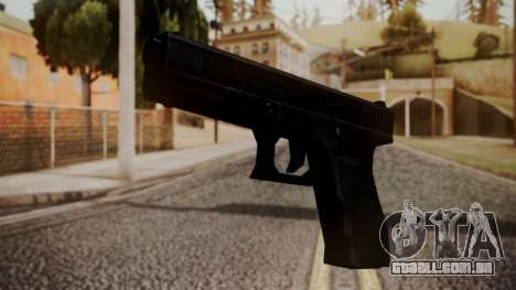 Colt 45 by catfromnesbox para GTA San Andreas