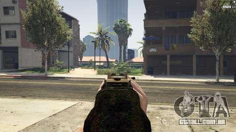GTA 5 MW3 MP5 sétima screenshot