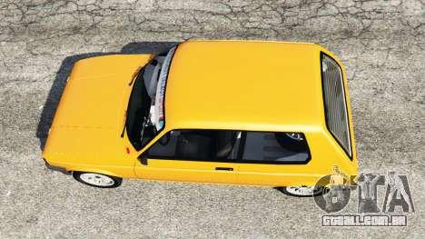 GTA 5 Talbot Samba voltar vista