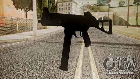 MP5 by catfromnesbox para GTA San Andreas