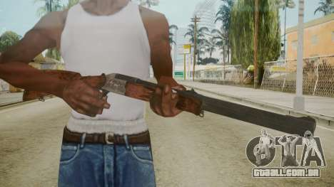 Atmosphere Rifle v4.3 para GTA San Andreas terceira tela