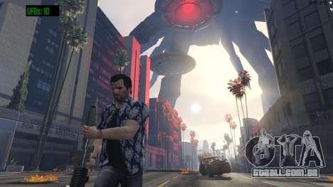 GTA 5 UFO Invasion 1.0.1 nono screenshot