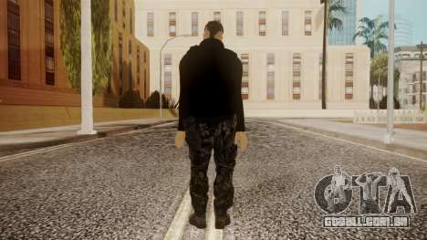 Custom Survivor 1 para GTA San Andreas terceira tela