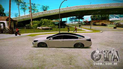 Opel Insignima SCREAM para GTA San Andreas esquerda vista