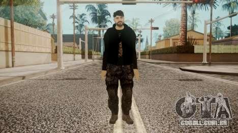 Custom Survivor 1 para GTA San Andreas segunda tela