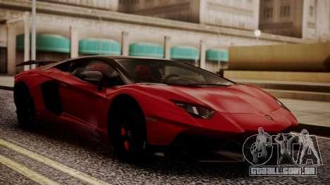 Lamborghini Aventador MV.1 para GTA San Andreas