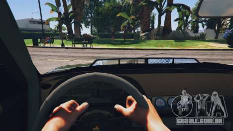 GTA 5 Nissan 180sx voltar vista