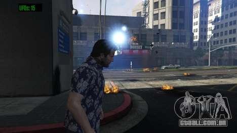 GTA 5 UFO Invasion 1.0.1 quinta imagem de tela