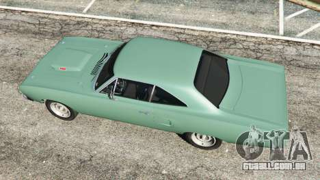 GTA 5 Plymouth Road Runner 1970 [fix] voltar vista