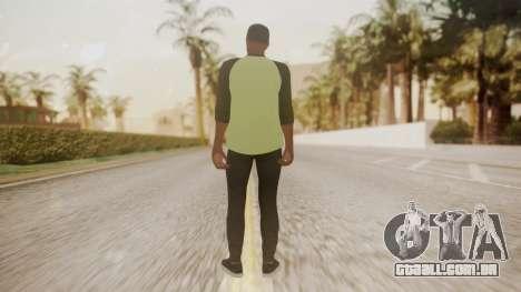 GTA Online Skin para GTA San Andreas terceira tela
