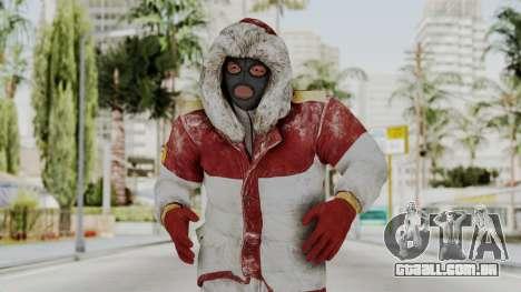 Um bandido de Far Cry 4 para GTA San Andreas
