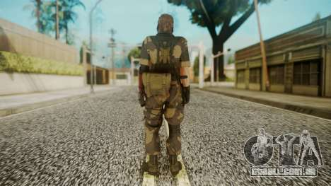 Venom Snake Splitter para GTA San Andreas terceira tela