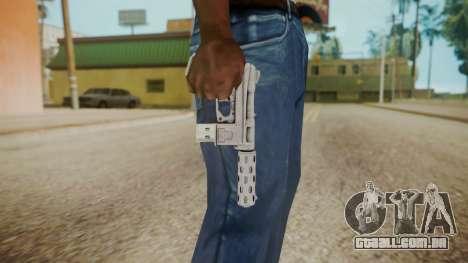GTA 5 Tec-9 (Lowrider DLC) para GTA San Andreas terceira tela