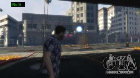 GTA 5 UFO Invasion 1.0.1 sexta imagem de tela