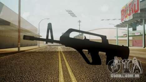 KH-2002 Battlefield 3 para GTA San Andreas segunda tela