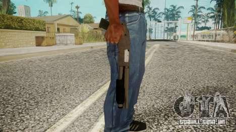 Sawnoff Shotgun by EmiKiller para GTA San Andreas terceira tela