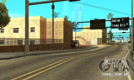 New Jefferson para GTA San Andreas terceira tela