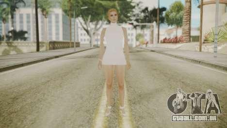 Wfyri HD para GTA San Andreas segunda tela
