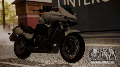 GTA 5 Dinka Thrust para GTA San Andreas