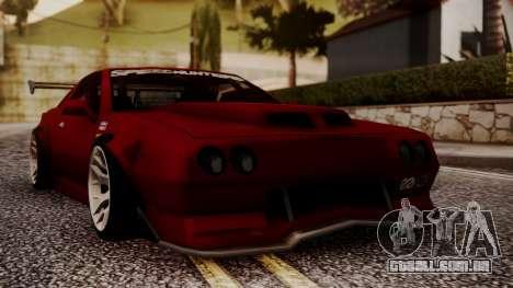Buffalo R3 (Highly Tuned) para GTA San Andreas