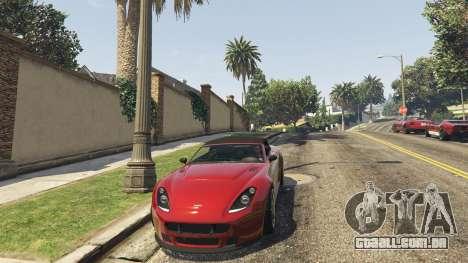 GTA 5 Atualização instantânea máquinas quarto screenshot