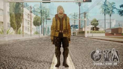 Custom Survivor 2 para GTA San Andreas segunda tela