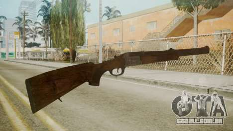 Atmosphere Rifle v4.3 para GTA San Andreas segunda tela