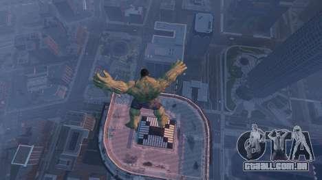 GTA 5 The Hulk nono screenshot
