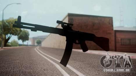 MK-42 Red Orchestra 2 Heroes of Stalingrad para GTA San Andreas segunda tela