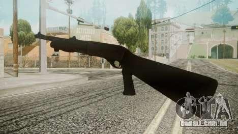 MCS 870 Battlefield 3 para GTA San Andreas terceira tela