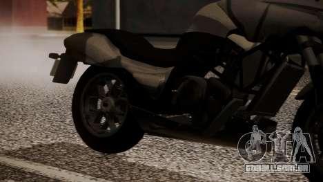 GTA 5 Dinka Thrust para GTA San Andreas vista direita