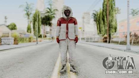 Um bandido de Far Cry 4 para GTA San Andreas segunda tela