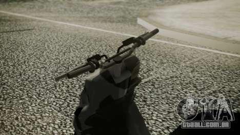 MBK Booster Rocket Tuning para GTA San Andreas vista direita