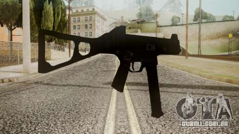 MP5 by catfromnesbox para GTA San Andreas segunda tela