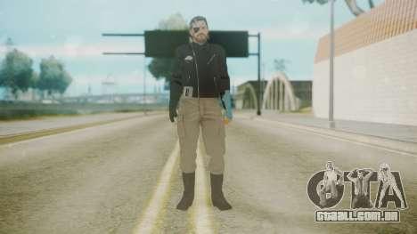 Venom Snake [Jacket] Hand of Jehuty Arm para GTA San Andreas segunda tela