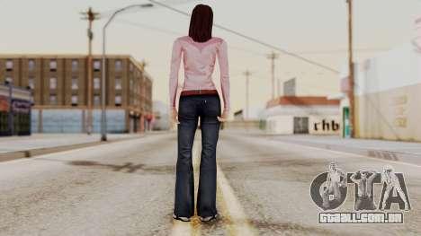Hfyst CR Style para GTA San Andreas terceira tela
