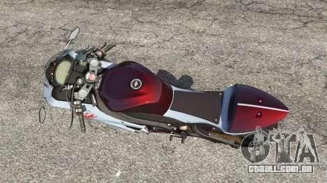Kawasaki Ninja ZX-6R [Beta] para GTA 5
