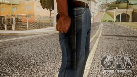 Silenced Pistol by catfromnesbox para GTA San Andreas terceira tela