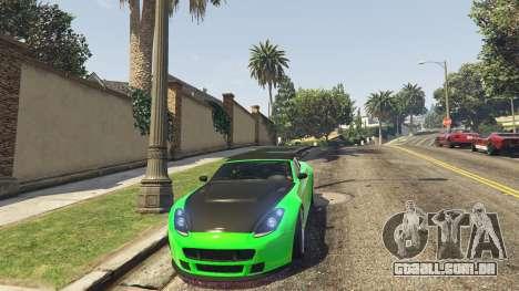 GTA 5 Atualização instantânea máquinas terceiro screenshot